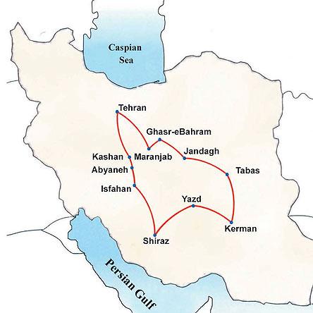 Iran-desert-tour