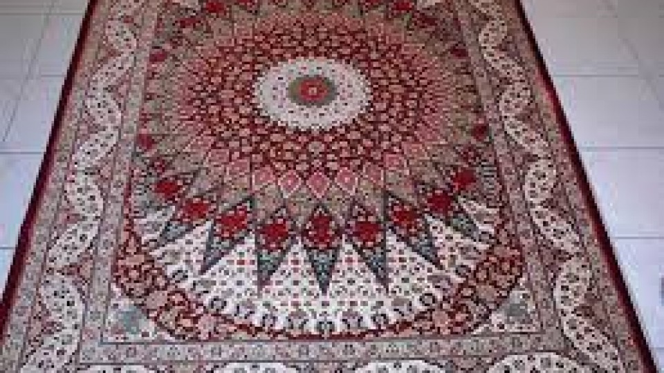 The Persian carpet