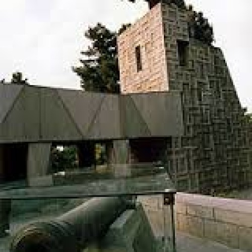Nadir Shah Afshar's Tomb