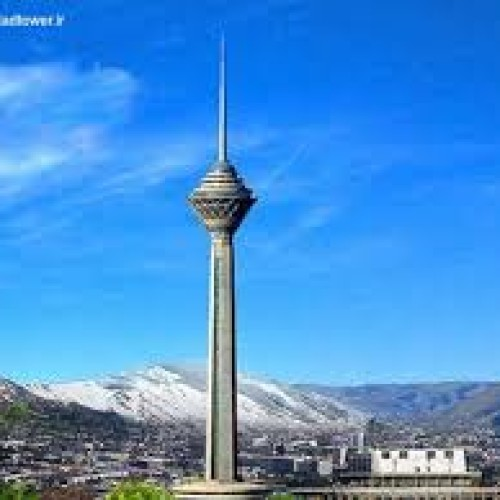 Iran Tour Guide Iran Milad Tower