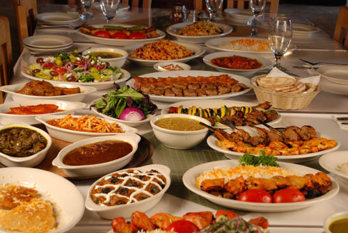 Food-in-Iranian-Restaurants